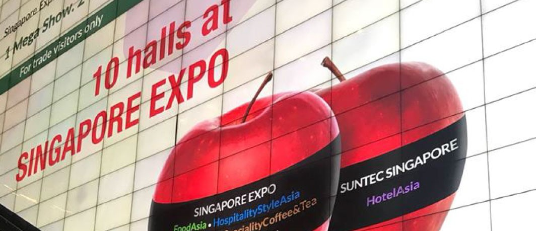 Asia's leading food & hospitality trade show